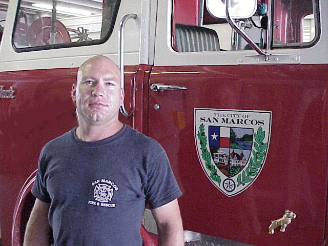 Chase Elemendorf - Deceased Firefighter